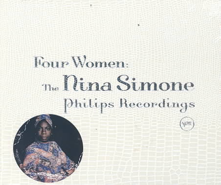 FOUR WOMEN-THE PHILIPS RECORDINGS BY SIMONE,NINA (CD)