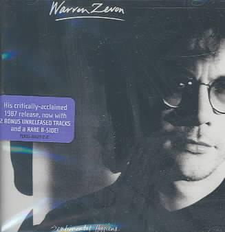 SENTIMENTAL HYGIENE BY ZEVON,WARREN (CD)